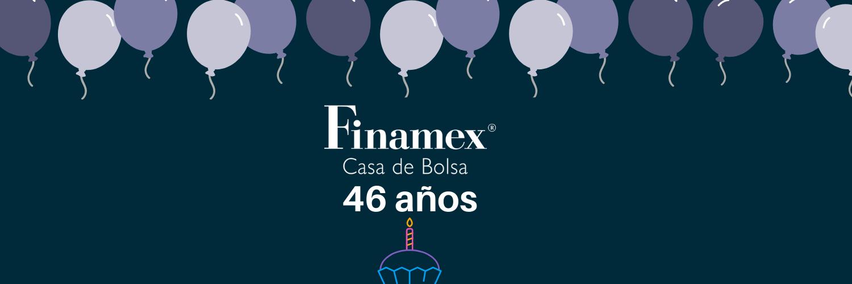 Finamex: 46 años en el mundo de las inversiones
