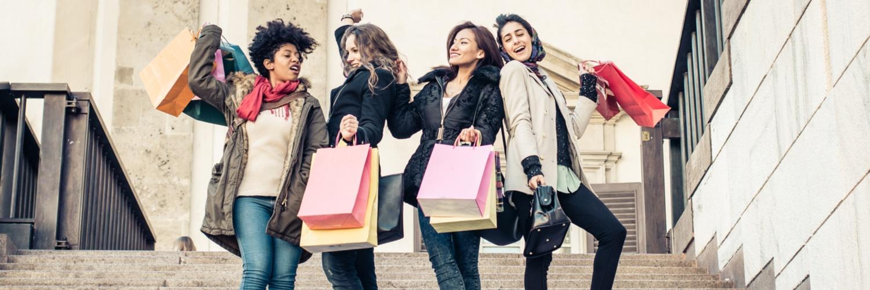 Sal de shopping y adquiere inversiones